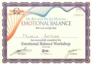 Bilanciamento Emozionale