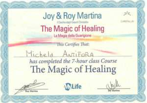 The Magic of Healing