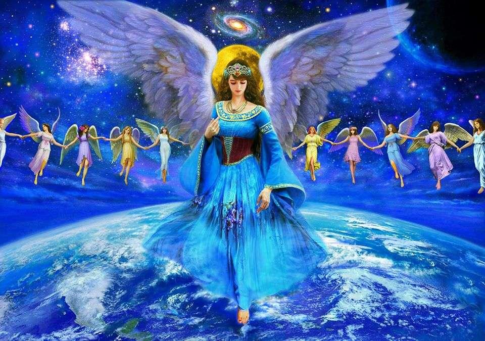preghiera angelo custode Umabel