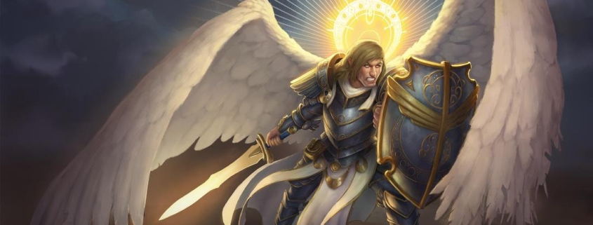 preghiera angelo custode Vehuel